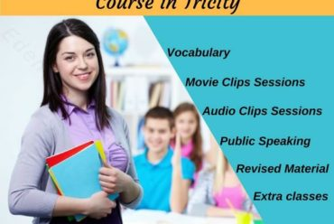 English Speaking Course Tricity